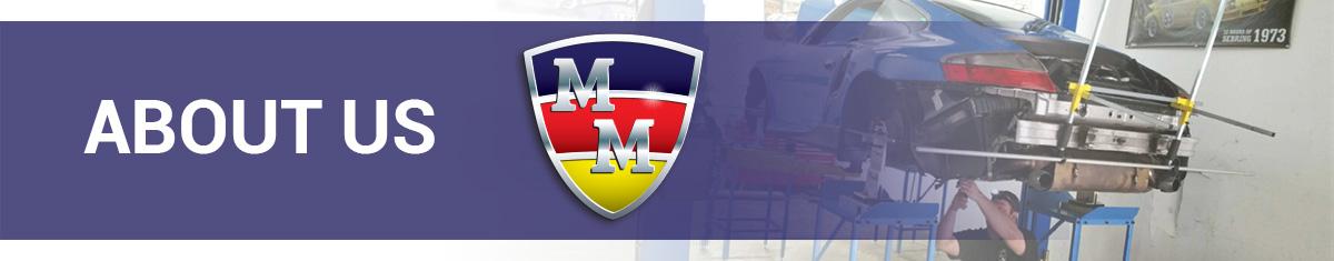 About Mcilvain Motors