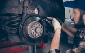 Car Brake System Malfunction Fix