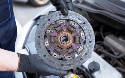 Volkswagen Clutch Disc Replacement