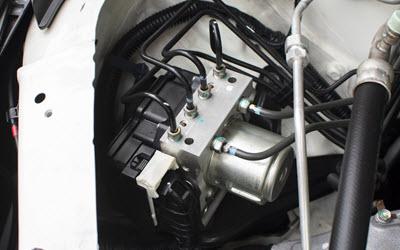 Audi ABS Module Check