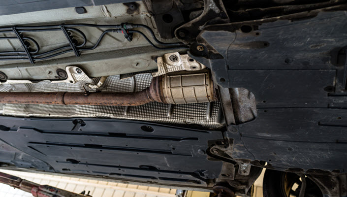 Volkswagen Catalytic Converter Problem