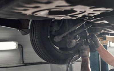 Porsche Suspension Issues Check