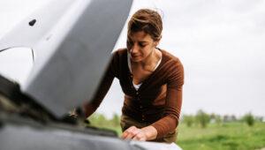 Car Engine Misfire